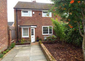 Thumbnail 3 bed end terrace house for sale in Kingsway, Bamber Bridge, Preston