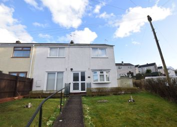Thumbnail 3 bed end terrace house for sale in Maes Gwyn, Pentwynmawr, Newport