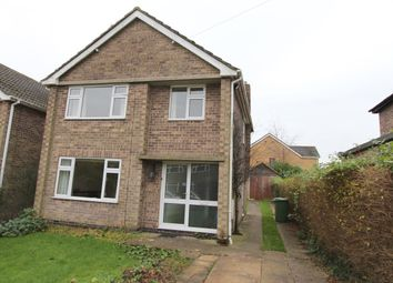 Thumbnail 3 bed detached house to rent in Orchard Road, Langham, Oakham
