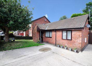 Thumbnail 3 bed terraced bungalow for sale in St. Brides Gardens, Newport