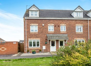 Thumbnail 4 bed terraced house for sale in Carnation Way, Nuneaton