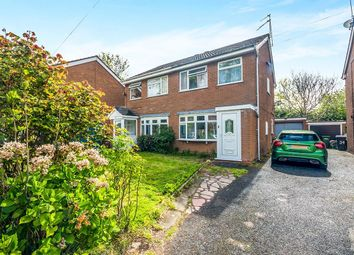 Thumbnail 3 bed semi-detached house to rent in Wickham Gardens, Wolverhampton