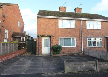 Thumbnail 2 bed semi-detached house for sale in Avenue South, Earl Shilton, Leicester