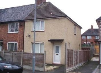 Thumbnail 2 bed terraced house to rent in Harper Road, Coventry