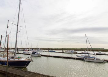Thumbnail 1 bed houseboat for sale in Bridgemarsh Marine Bridgemarsh Lane, Althorn