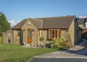 Thumbnail 3 bed detached bungalow for sale in Heatherlands Avenue, Denholme, Denholme, Bradford, West Yorkshire