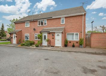 Thumbnail 3 bedroom town house for sale in Heywood Close, Southwell, Nottingham