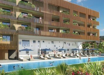 Thumbnail 2 bed apartment for sale in Terra Gaia, Sète (Commune), Sète, Montpellier, Hérault, Languedoc-Roussillon, France
