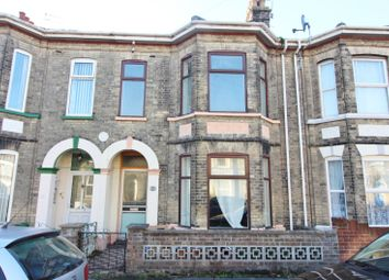 Thumbnail 3 bedroom property for sale in Regent Road, Lowestoft