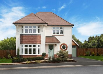 """Thumbnail 3 bed detached house for sale in """"Leamington Lifestyle"""" at Milton Hill, Steventon, Abingdon"""
