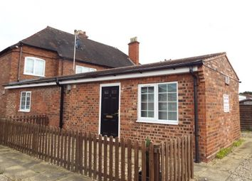 Thumbnail 1 bed flat to rent in Upper St John Street, Lichfield