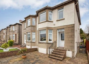 Thumbnail 3 bed semi-detached house for sale in Eldon Street, Greenock, Inverclyde