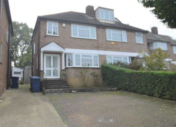 Thumbnail 3 bedroom semi-detached house to rent in Engel Park, London