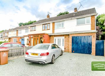 Thumbnail 3 bed semi-detached house for sale in Hall Lane, Walsall Wood