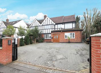 6 bed semi-detached house for sale in Marjorams Avenue, Loughton, Essex IG10