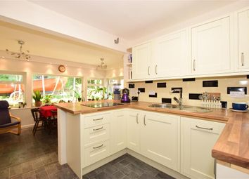Thumbnail 5 bed detached bungalow for sale in Undercliff Drive, St Lawrence, Isle Of Wight