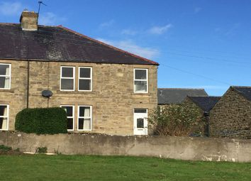 Thumbnail 3 bed semi-detached house to rent in Broadwood Farm Cottage, Lanchester