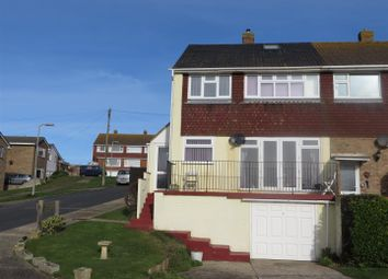 Thumbnail 3 bed end terrace house for sale in Buckle Close, Seaford
