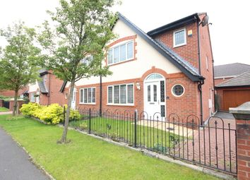 Thumbnail 3 bed semi-detached house to rent in Highland Drive, Buckshaw Village, Chorley