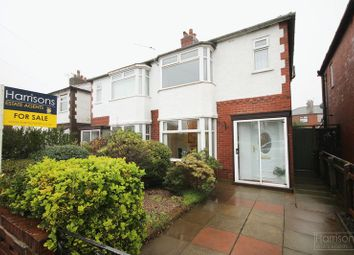 Thumbnail 2 bed semi-detached house for sale in Broxton Avenue, Middle Hulton, Bolton, Lancashire.