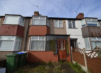 Thumbnail 3 bed terraced house for sale in Clovelly Road, Bexleyheath, Kent