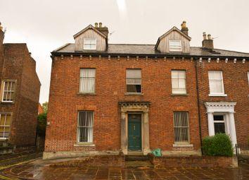 Thumbnail 1 bed flat to rent in Hartington Place, Carlisle
