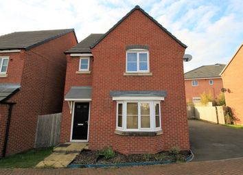 3 bed detached house to rent in Jackson Road, Bagworth, Coalville LE67