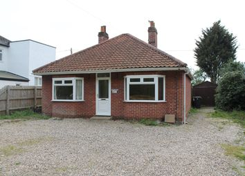 Thumbnail 2 bed bungalow to rent in Norwich Road, Poringland, Norwich