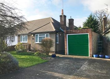 Thumbnail 2 bed bungalow for sale in 5 West Riding, Bricket Wood, St Albans, Hertfordshire