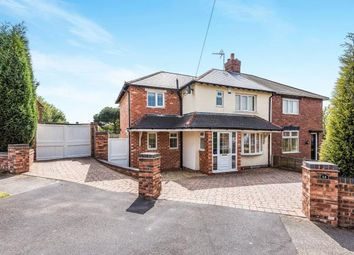 Thumbnail 3 bedroom semi-detached house for sale in Walton Road, Walsall, West Midlands, .
