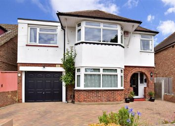 Thumbnail 5 bedroom detached house for sale in Vale Road, Broadstairs, Kent