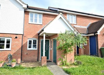 Thumbnail 2 bedroom terraced house for sale in Brunswick Close, Dereham
