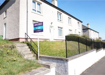 Thumbnail 2 bed flat to rent in Kestrel Road, Glasgow