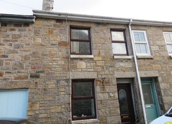 Thumbnail 2 bed terraced house for sale in St. Philip Street, Penzance