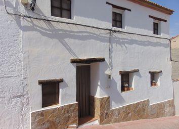 Thumbnail 1 bed town house for sale in Cobdar, Albánchez, Almería, Andalusia, Spain