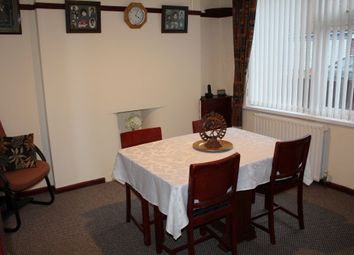 Thumbnail 3 bed semi-detached house for sale in Rowsley Street, Evington, Leicester