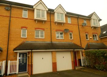 Thumbnail 3 bed terraced house to rent in The Sidings, Bedford, Beds