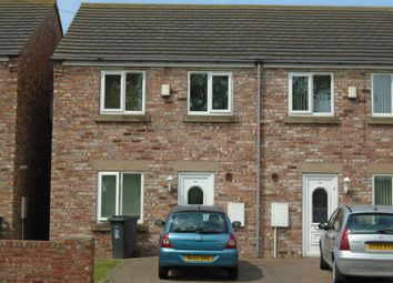 Thumbnail 3 bed semi-detached house to rent in Ardrossan Court, Rossmere Way, Hartlepool