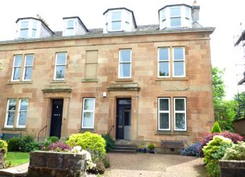 Thumbnail 2 bed flat for sale in Cove Road, Gourock