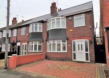 Thumbnail 3 bed end terrace house for sale in Barkby Road, Leicester