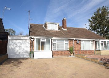 Thumbnail 3 bedroom semi-detached bungalow for sale in Tennyson Grove, Bletchley, Milton Keynes