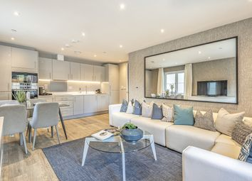 Thumbnail 2 bed flat for sale in Minerva House, Sycamore Gardens, Epsom