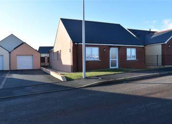 Thumbnail 2 bed detached bungalow for sale in Plot 15, Bowett Close, Hundleton, Pembroke