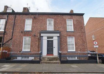 Thumbnail 4 bed town house for sale in Compton Street, Carlisle, Cumbria