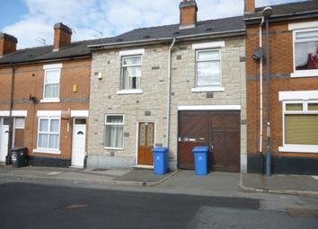 Thumbnail 5 bedroom terraced house to rent in Howe Street, Derby