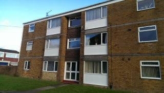 Thumbnail 2 bedroom flat to rent in Cedar Close, Patchway, Bristol