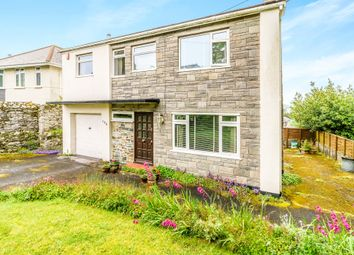 Thumbnail 4 bed detached house for sale in Furzehatt Road, Plymstock, Plymouth
