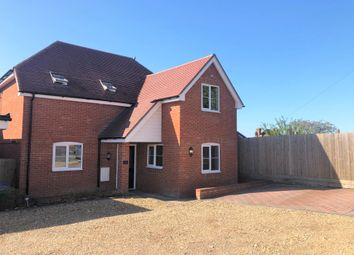 Thumbnail 4 bed detached house for sale in Seaview Avenue, Fareham