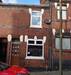Thumbnail 2 bedroom terraced house to rent in Whitmore Street, Shelton, Stoke-On-Trent