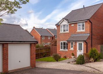 Thumbnail 3 bed detached house for sale in Bell Place, Greytree, Ross-On-Wye